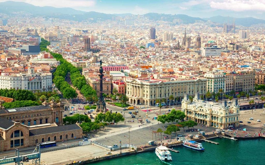 lugares turisticos barcelona